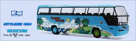 Neoplan Cityliner N116 - Front